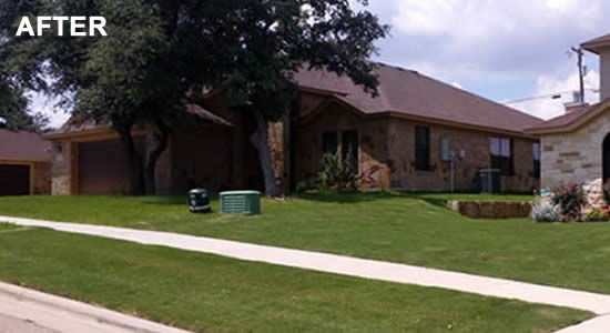 Get Your Lawn Fertilized in Harker Heights Texas